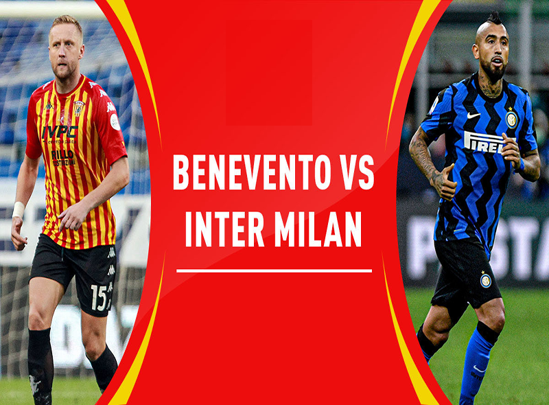 I'Italie, 1re journé:  Benevento vs Inter Milan